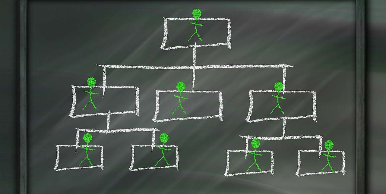 Blog 2016 Organisational Structure