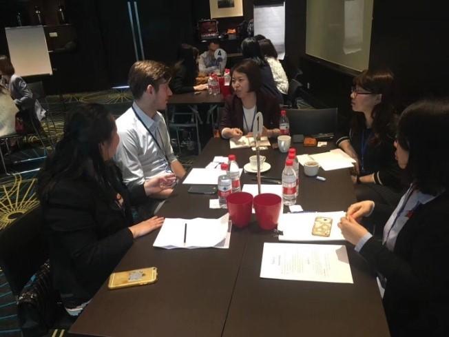 Blog 2018 Shanghai Workshop 2