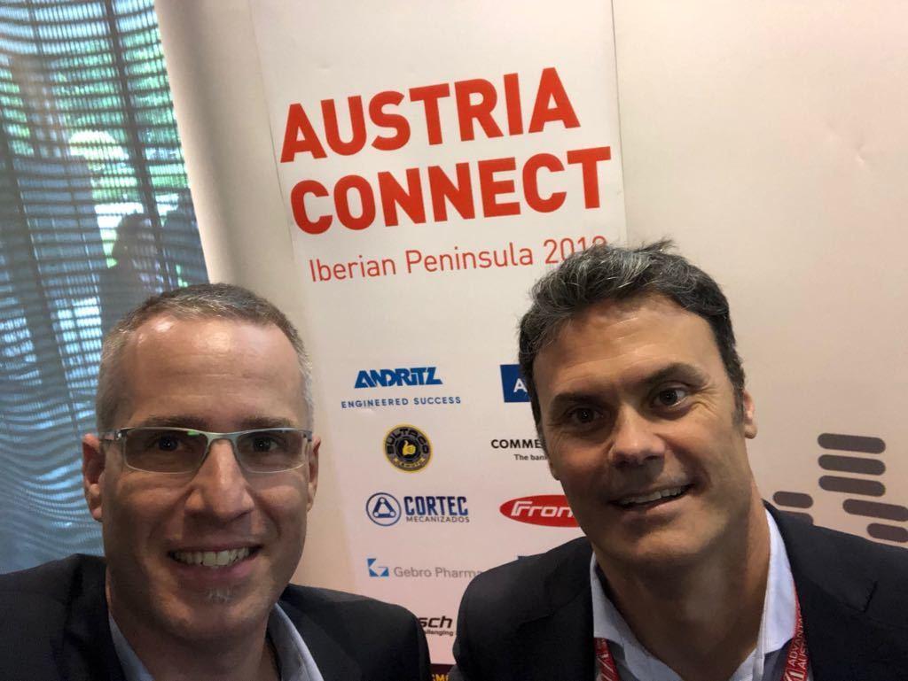 Austria Connect Madrid