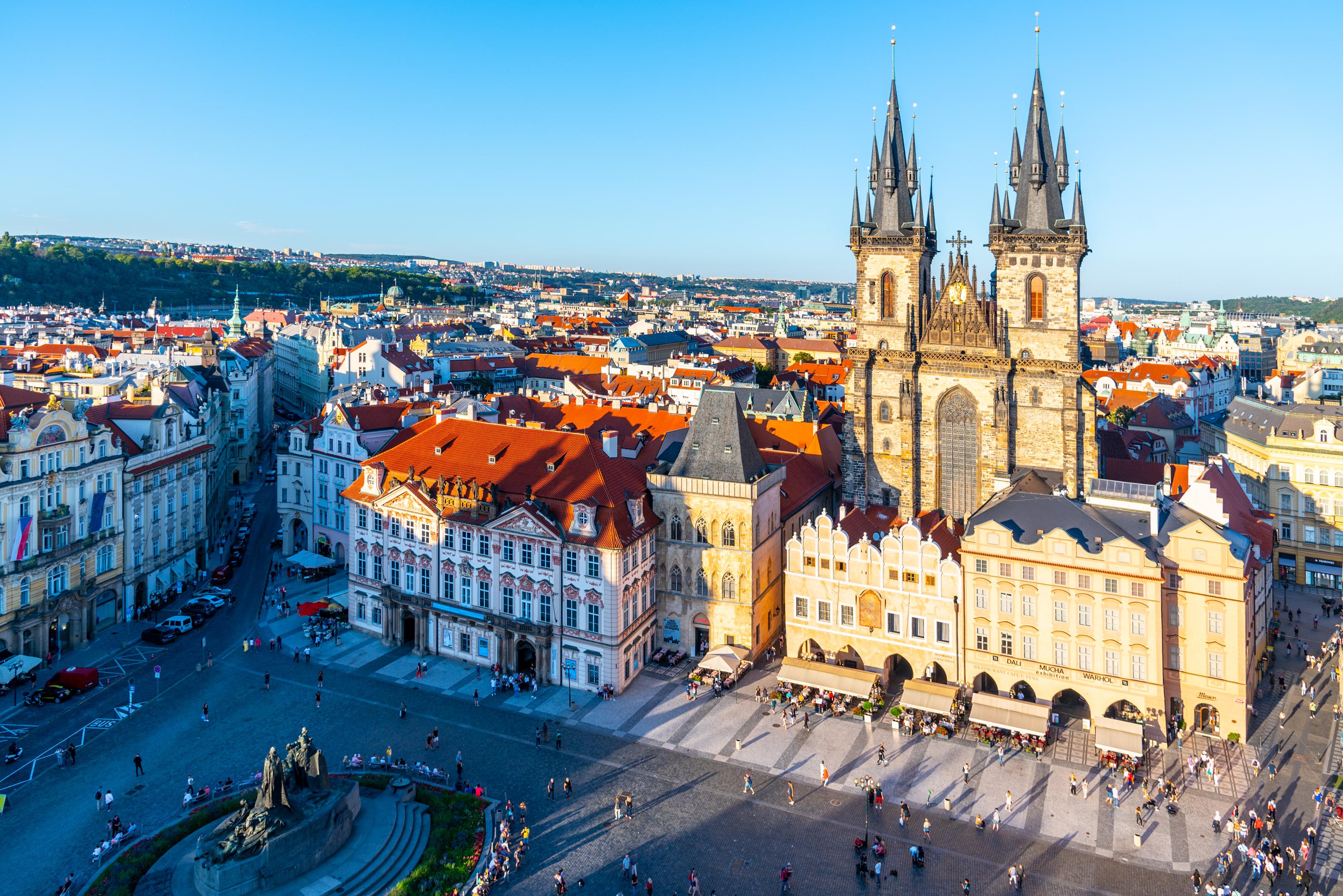 Blog Czech Republic