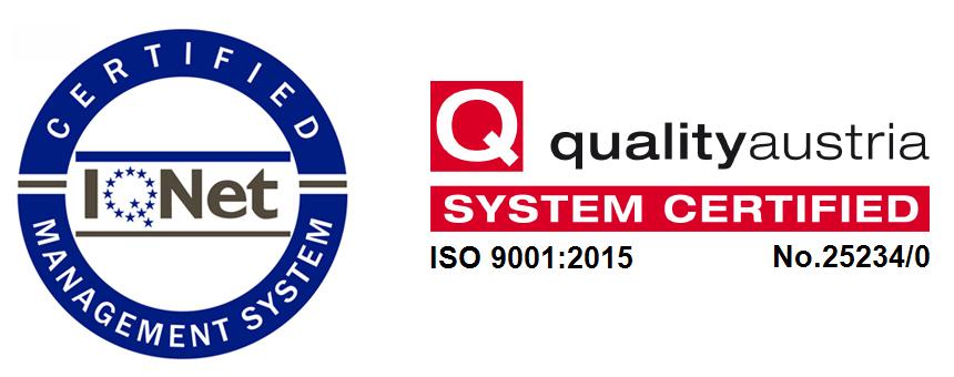 Qualtiy logos both