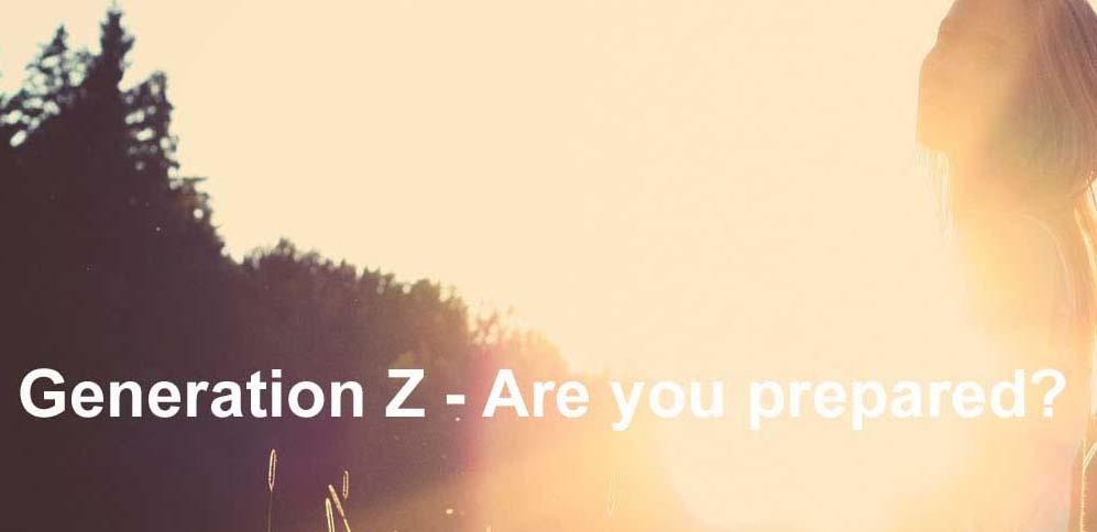 Blog 2015 Generation Z