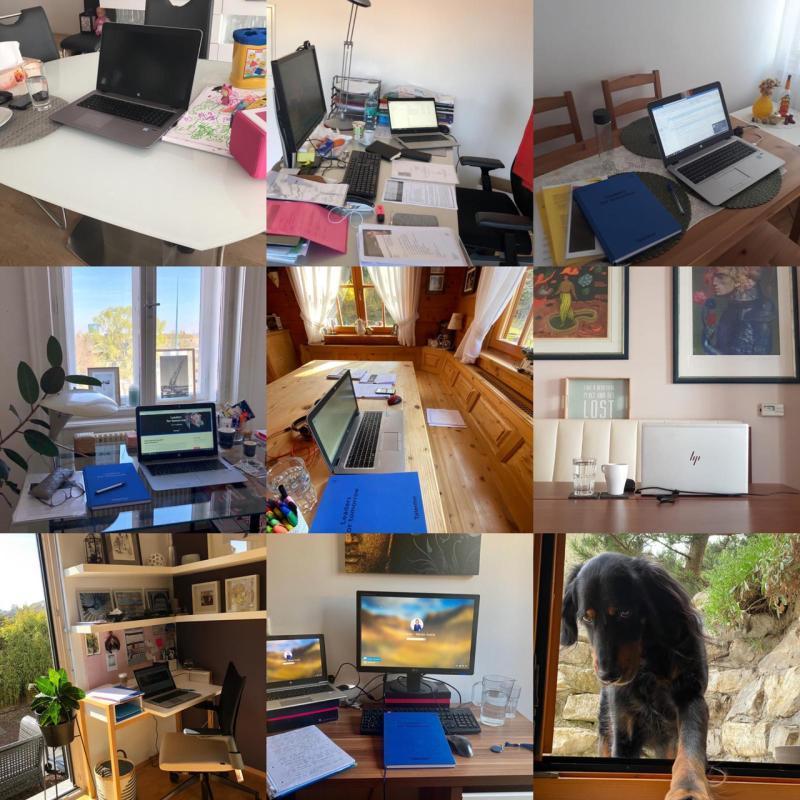 Home office talentor